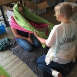Rebozo massage LotusBalans 02